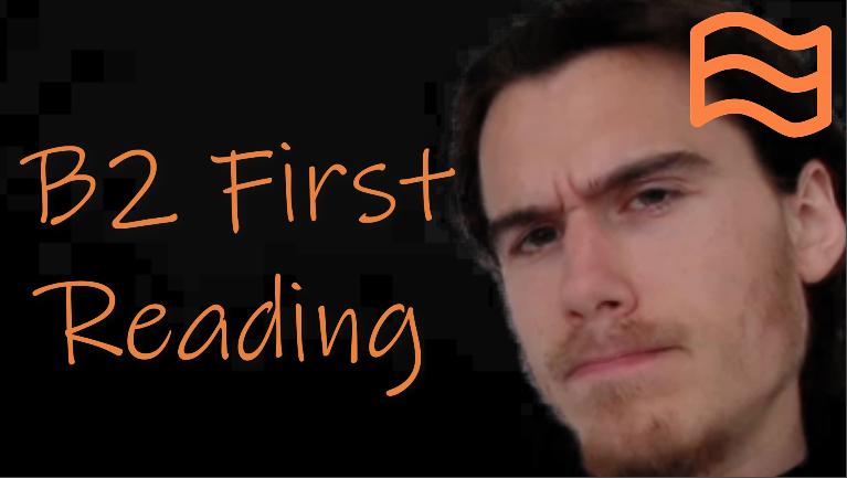 b2 first reading fce