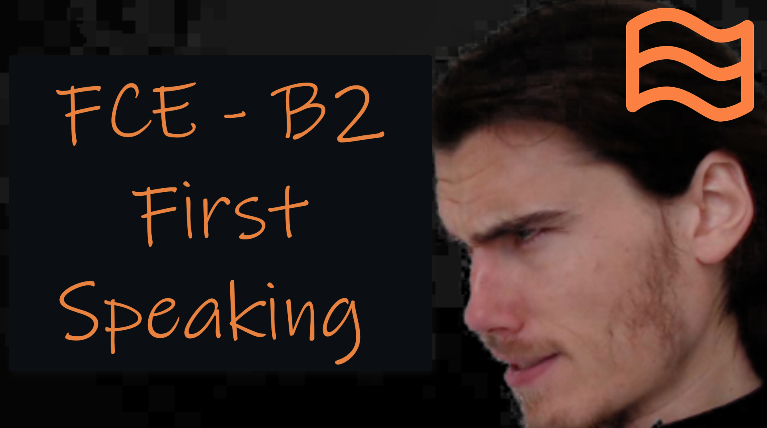 b2 first speaking fce