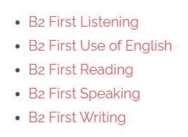 fce online course